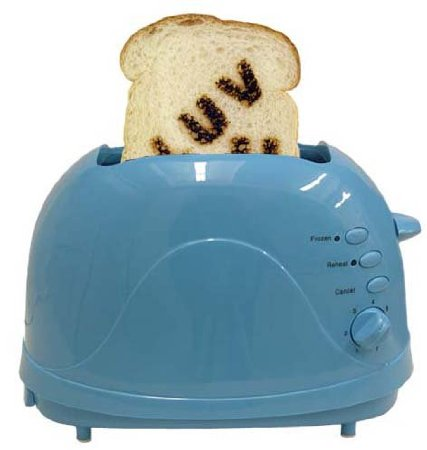 Fun 4-Plate Toaster