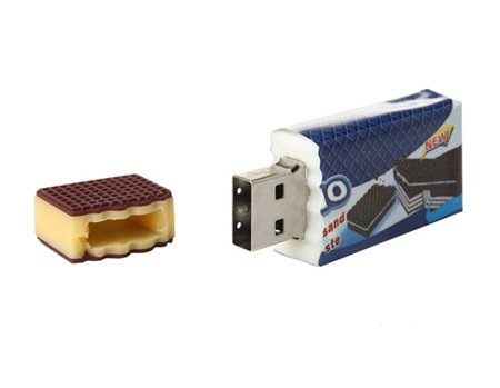 Waffle  USB Flash Drive