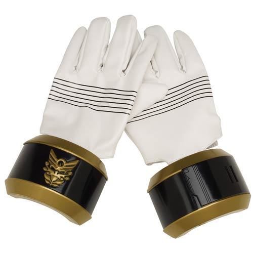 Power Rangers Megaforce Deluxe Hand Gear