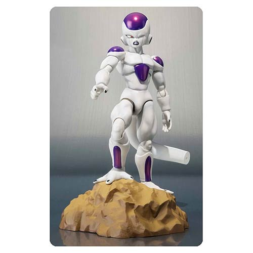 Dragon Ball Z Frieza Final Form SH Figuarts Action Figure