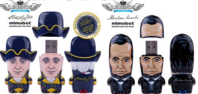 U.S. Presidents Flash Drives