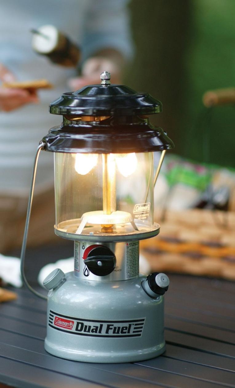 Premium Dual-Fuel Lantern