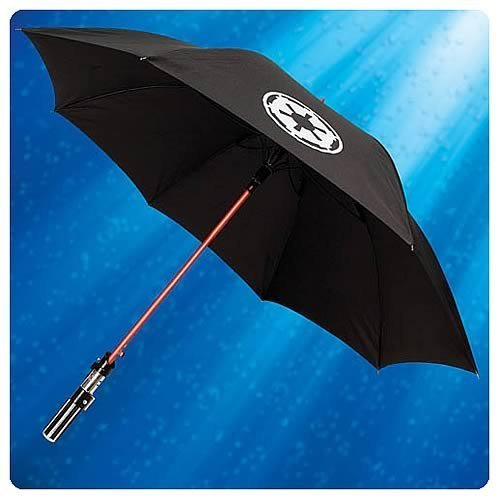 Star Wars Darth Vader Static Lightsaber Umbrella
