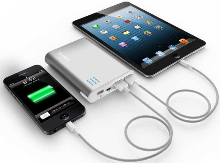 External Battery Pack Charger
