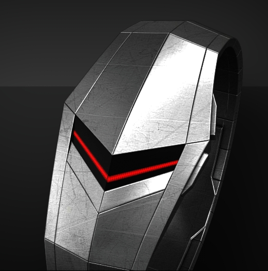Volt LED watch