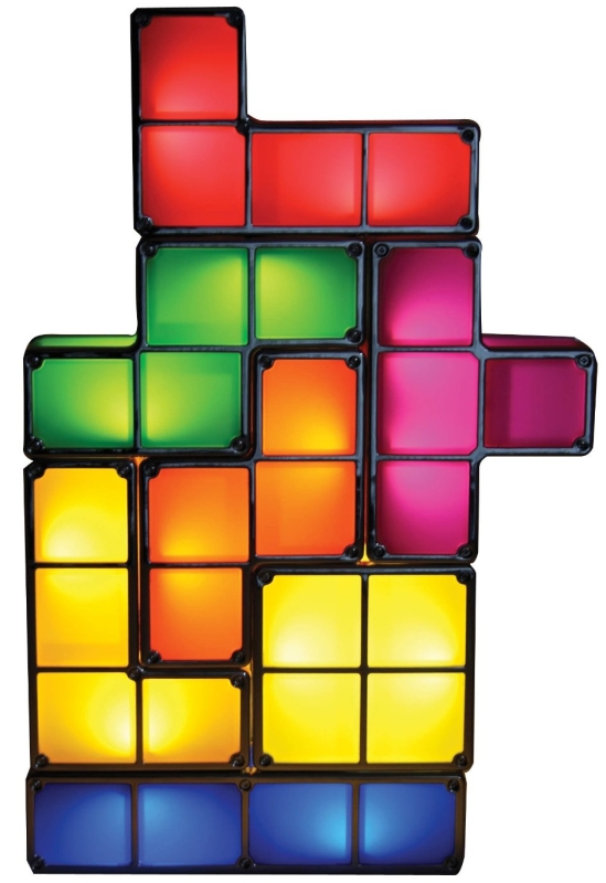Tetris Version 2 Tetrimino Light