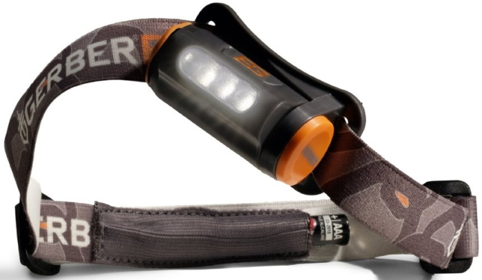 Bear Grylls Hands Free Torch AAA Light