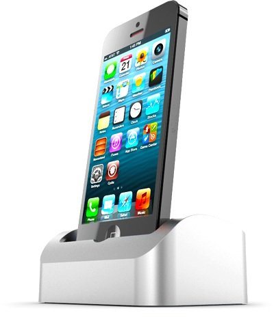 Elevation Dock for iPhone 5