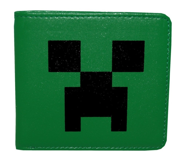Minecraft – Creeper Wallet