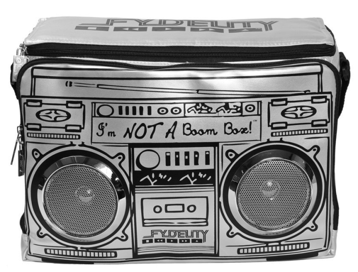 Jam Boom Box Music Cooler
