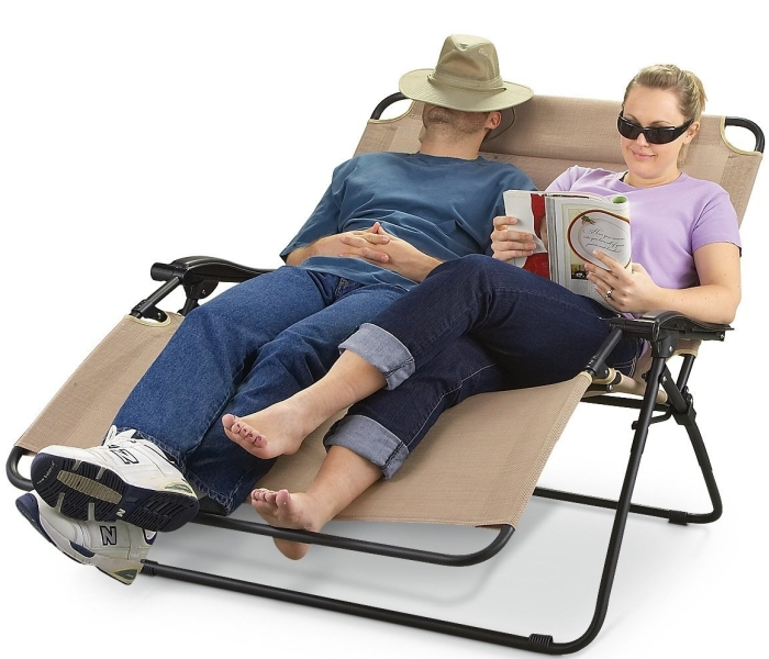 gravity Lounger
