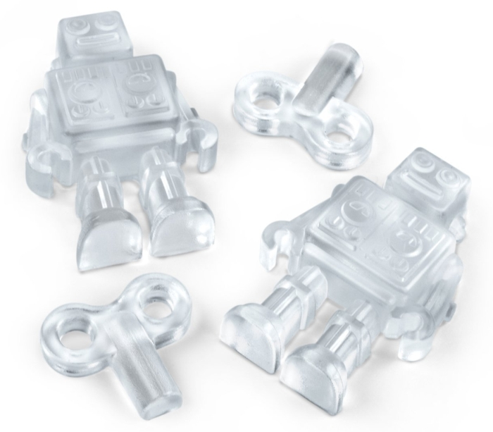 Robot Ice Cube Tray