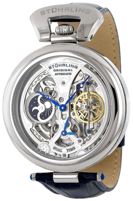 Original Men's Automatic Skeleton Watch