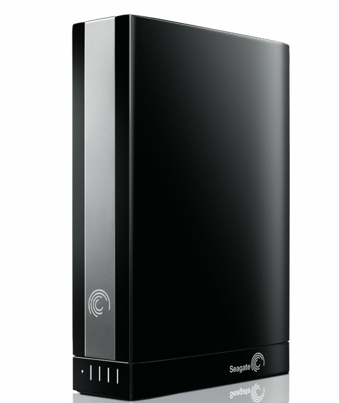Seagate 4TB USB 3.0 Desktop External Hard Drive for Mac