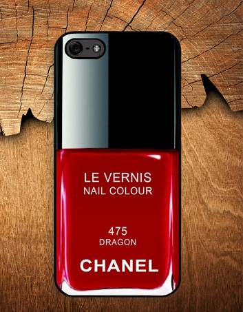 Nail polish iPhone 5 case