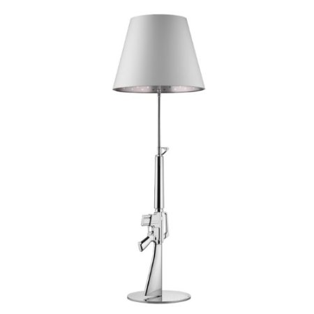 Gun Lounge Gun Floor Lamp