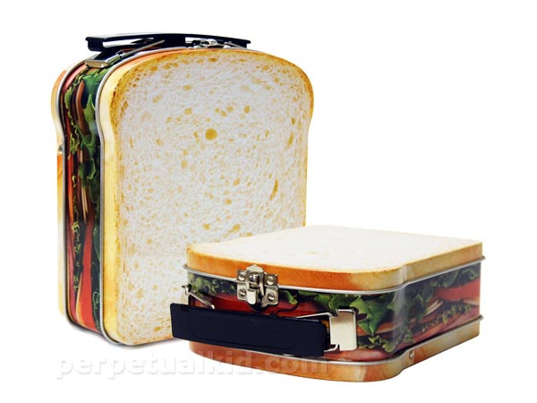 Sandwich Design Snack Boxes