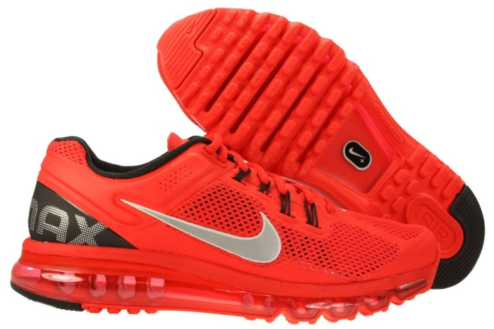 Nike Air Max+ 2013 Mens Running Shoes