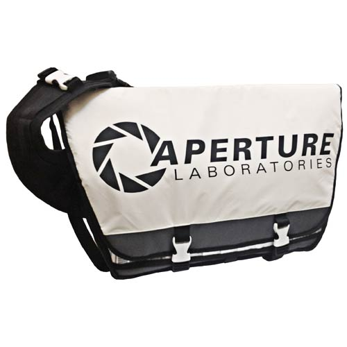 Aperture Laboratories Messenger Bag