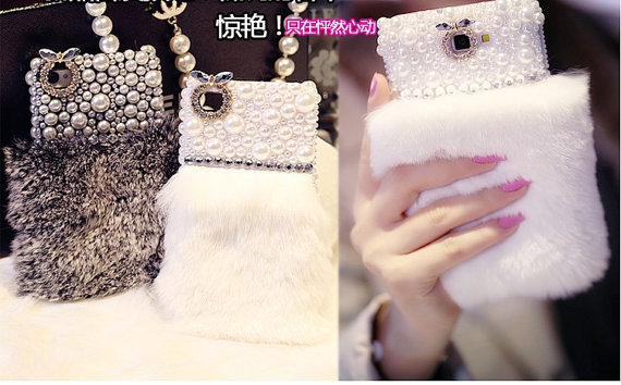 Furry iPhone Case iphone 5