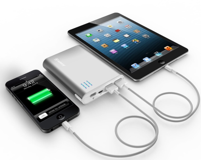 USB Output External Battery Pack Charger