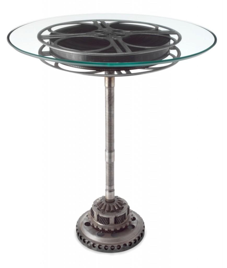 Film Reel Table Gadgets Matrix