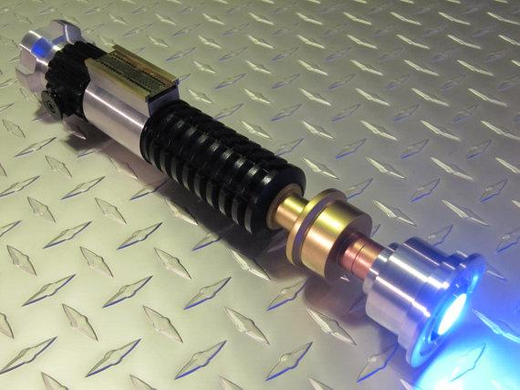 Star wars fx obi wan kenobi rots lightsaber