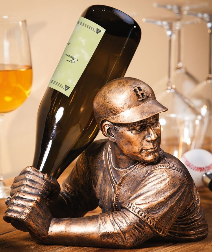 Sox Player Wine Bottle Holder