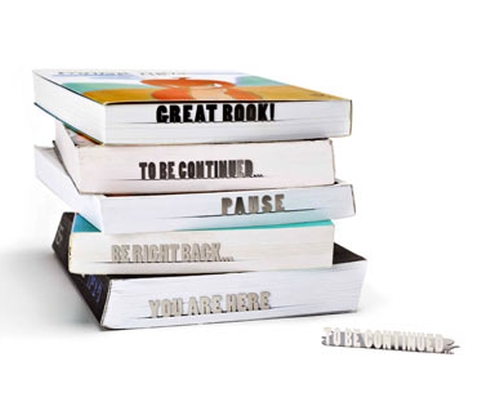 Bookmarker set