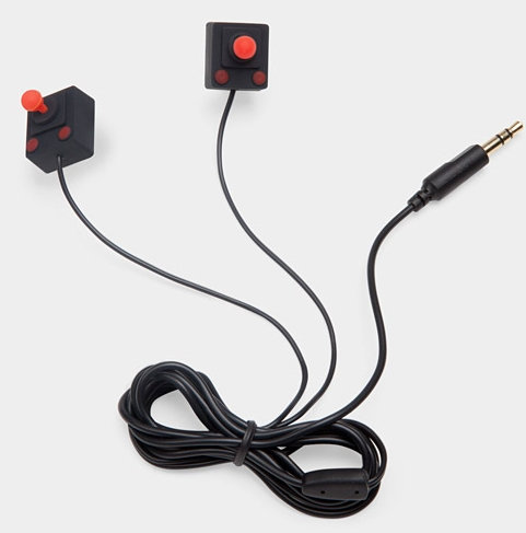 Joystick Wired Headsets Earbuds