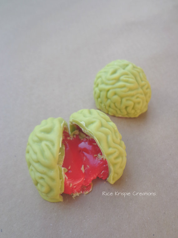 Zombie Brain Chocolate