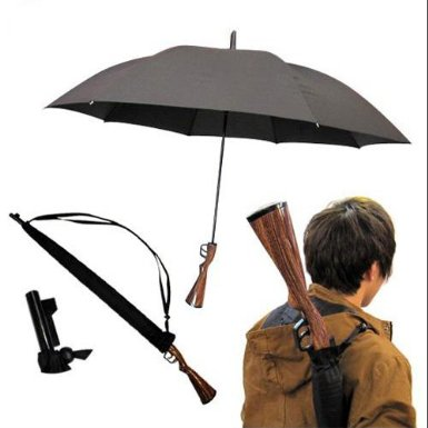 Superman Gun Umbrella