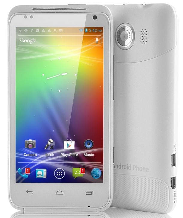 "4.3 Inch Dual Core Android 4.0 Phone ""HDMIDroid"""