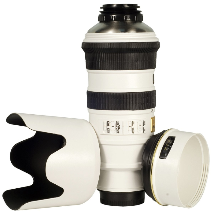 Camera Lens Cup Coffee Mug Travel