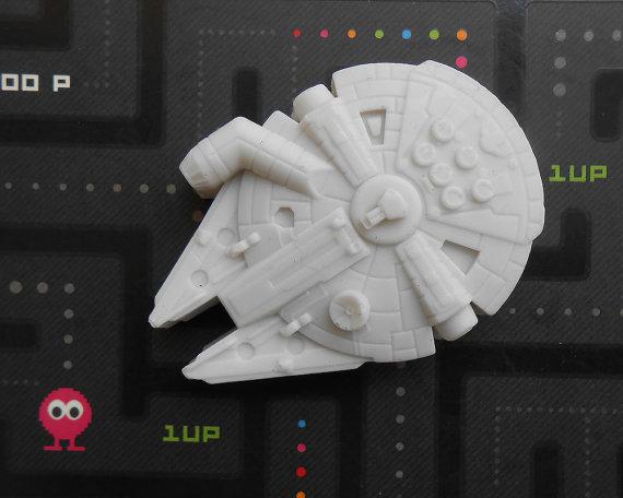 Soap Wars Millennium Falcon Soap