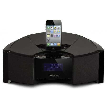 I-Sonic Digital Audio System Black