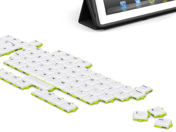 Puzzled  Keyboard