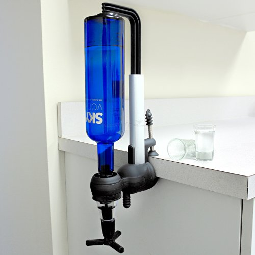 Dual-Mount Shot Tender Liquor Dispenser