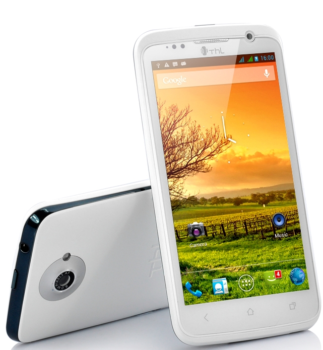 "Android 4.1 HD Phone ""ThL W5"""