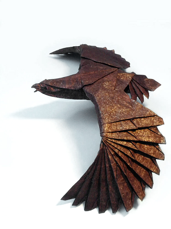 Origami by Jaroslav Mishchenko