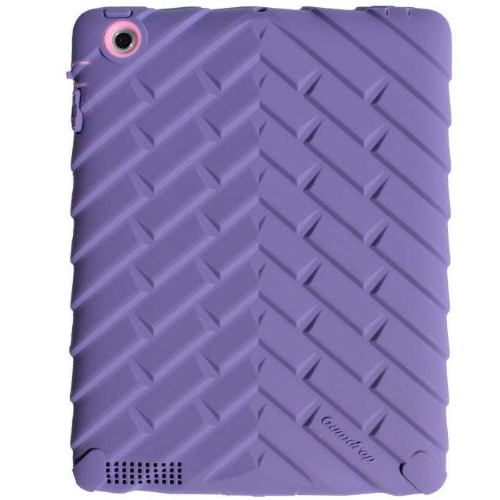 Cases Drop Tech Series Case for Apple iPad 4, iPad 3 and iPad 2