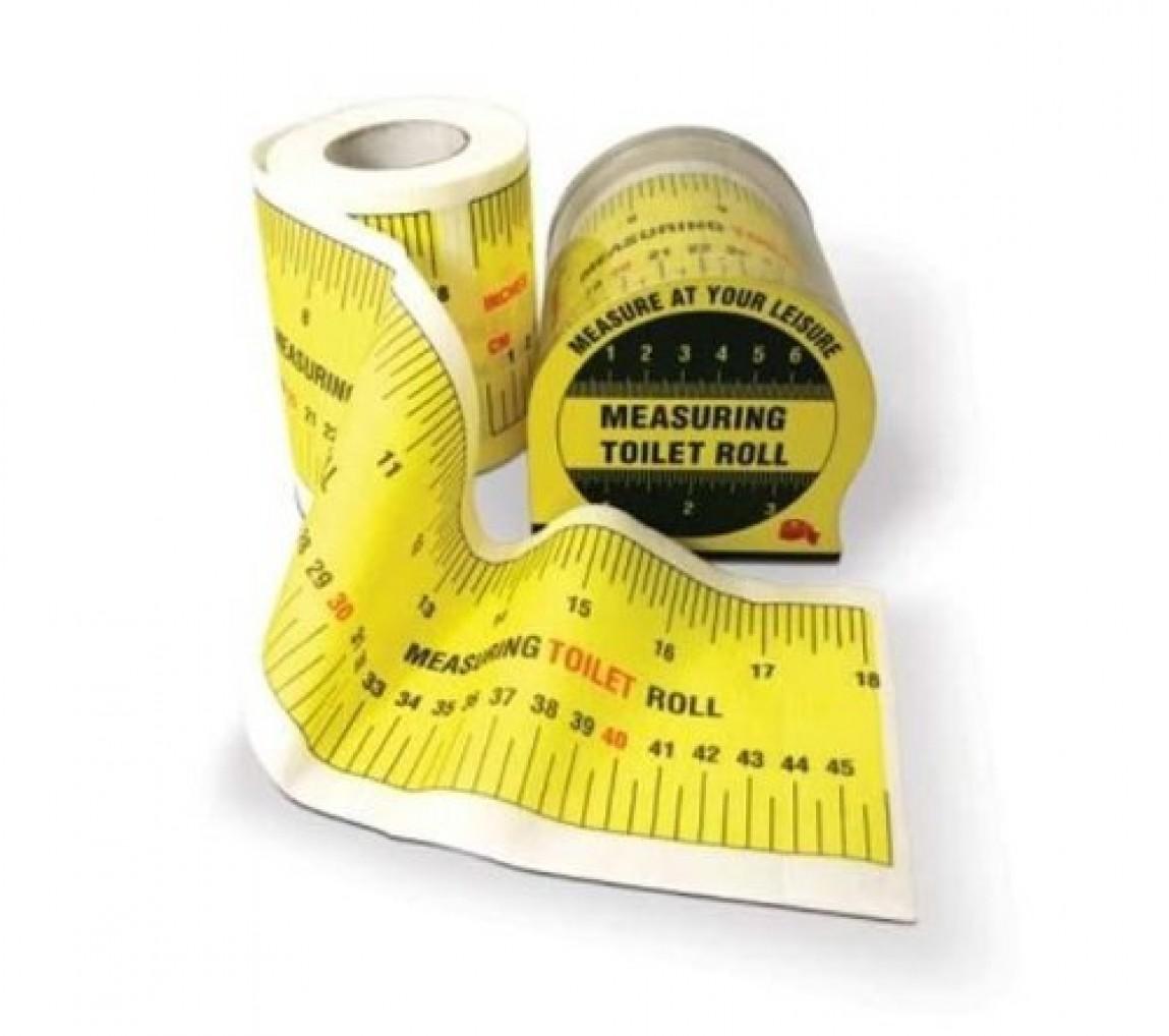 paper measuring tape