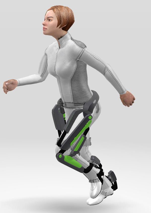 Robotic Gait