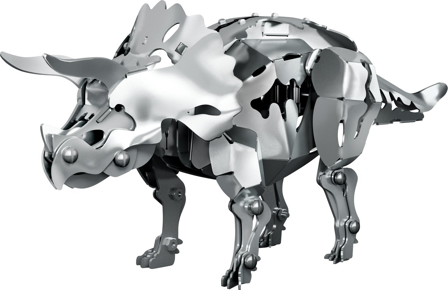 Amazon.com  Elenco OWI Triceratops Aluminum Kit - MAIN