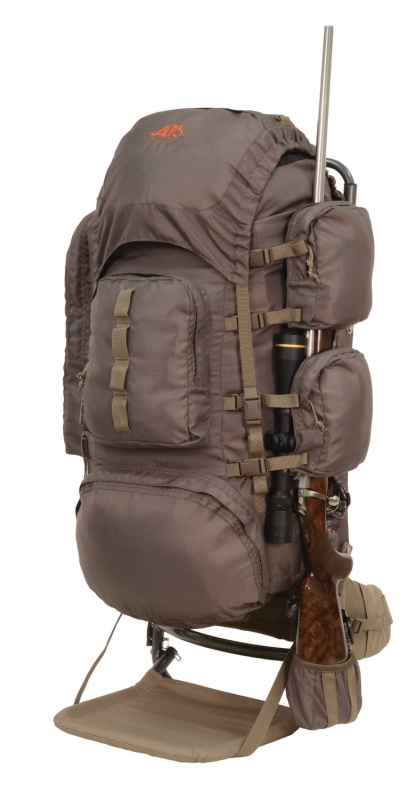 OutdoorZ Commander Freighter Frame Plus Pack Bag