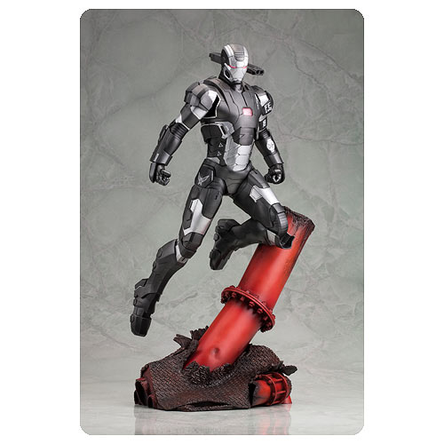 Iron Man 3 War Machine ArtFX Statue