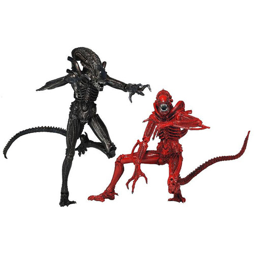 Aliens Genocide Xenomorph Warriors Action Figure