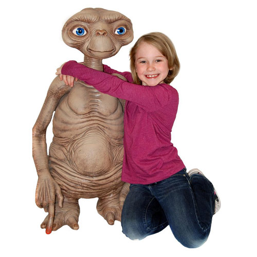 E.T. the Extra Terrestrial Stunt Puppet