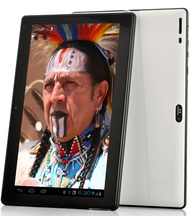 "Android 4.0 Quad Core Tablet ""Cherokee"""