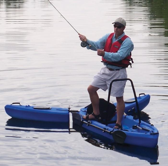 Stand Up Fisherman's Kayak